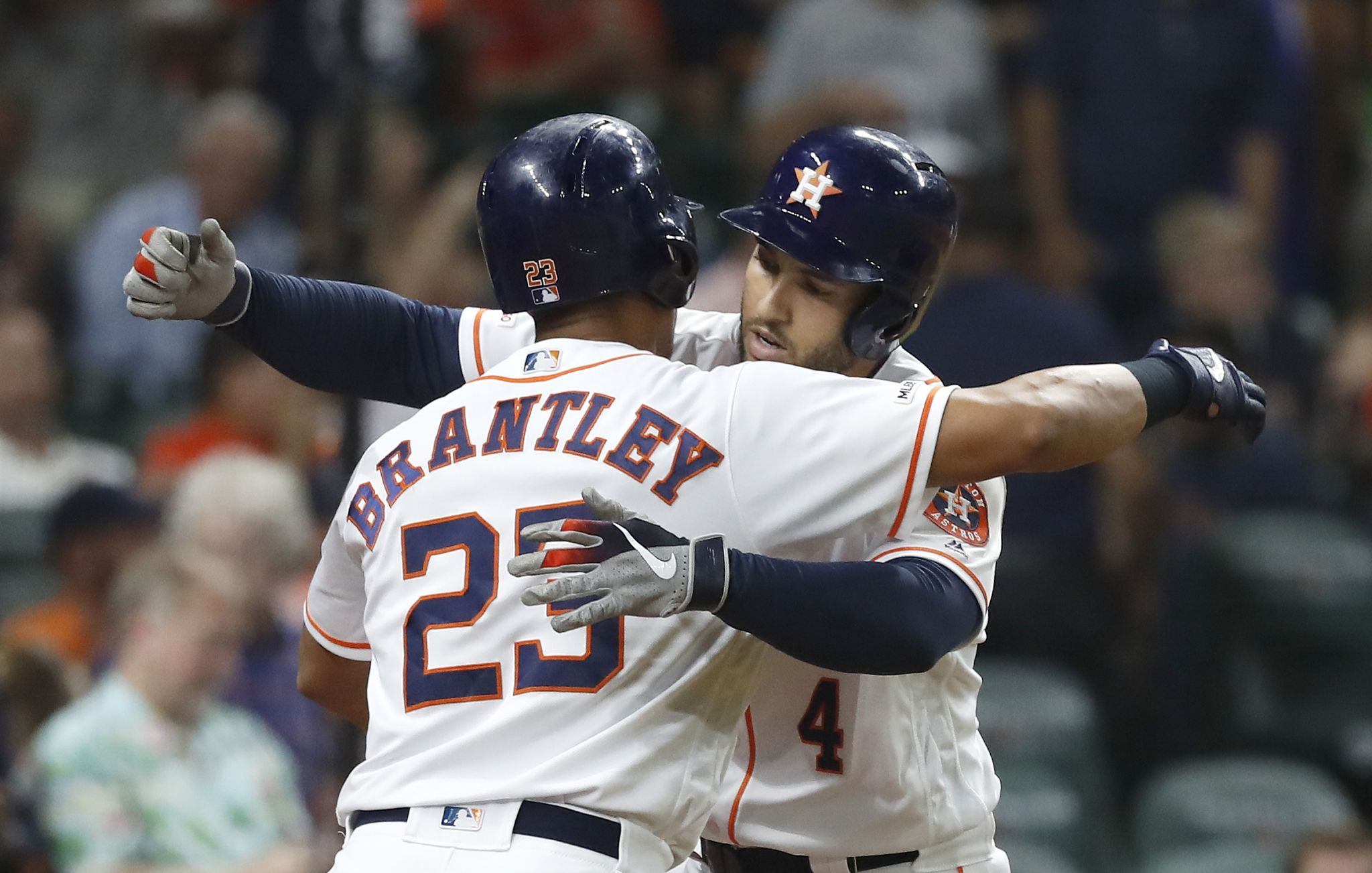 Astros keep rewriting record book for home runs