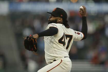 Giants pregame: Bochy sets date for Johnny Cueto's next start, plus news on Reyes Moronta's surgery