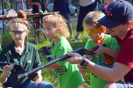 JAKES Conservation Day attendees get supervised instruction in safe firearm and archery handling as well as a crash course in wildlife conservation, wildlife management, proper hunting etiquette and much more.