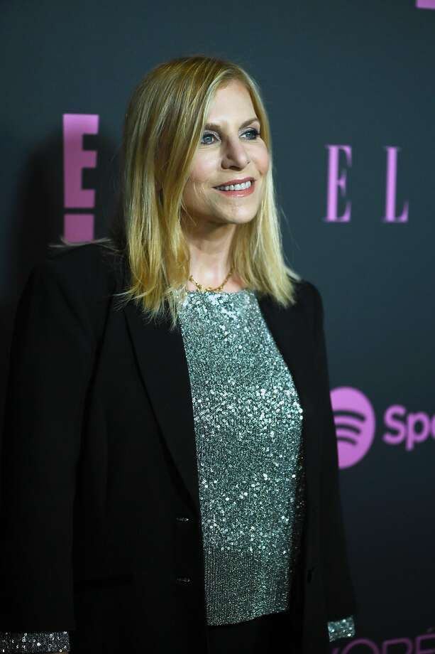 Under Dawn Ostroff, Spotify's chief content officer, the number of podcasts available on Spotify has grown to more than 450,000 titles, up from 185,000 in February. Photo: Shannon Finney / Spotify