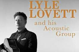 Lyle Lovett (Photo provided/Dow Event Center)
