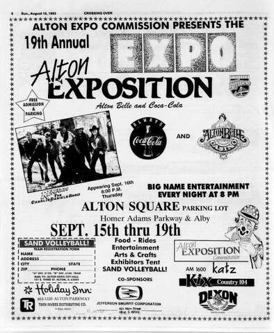 Alton Expo revisited through Telegraph archives — 27 photos