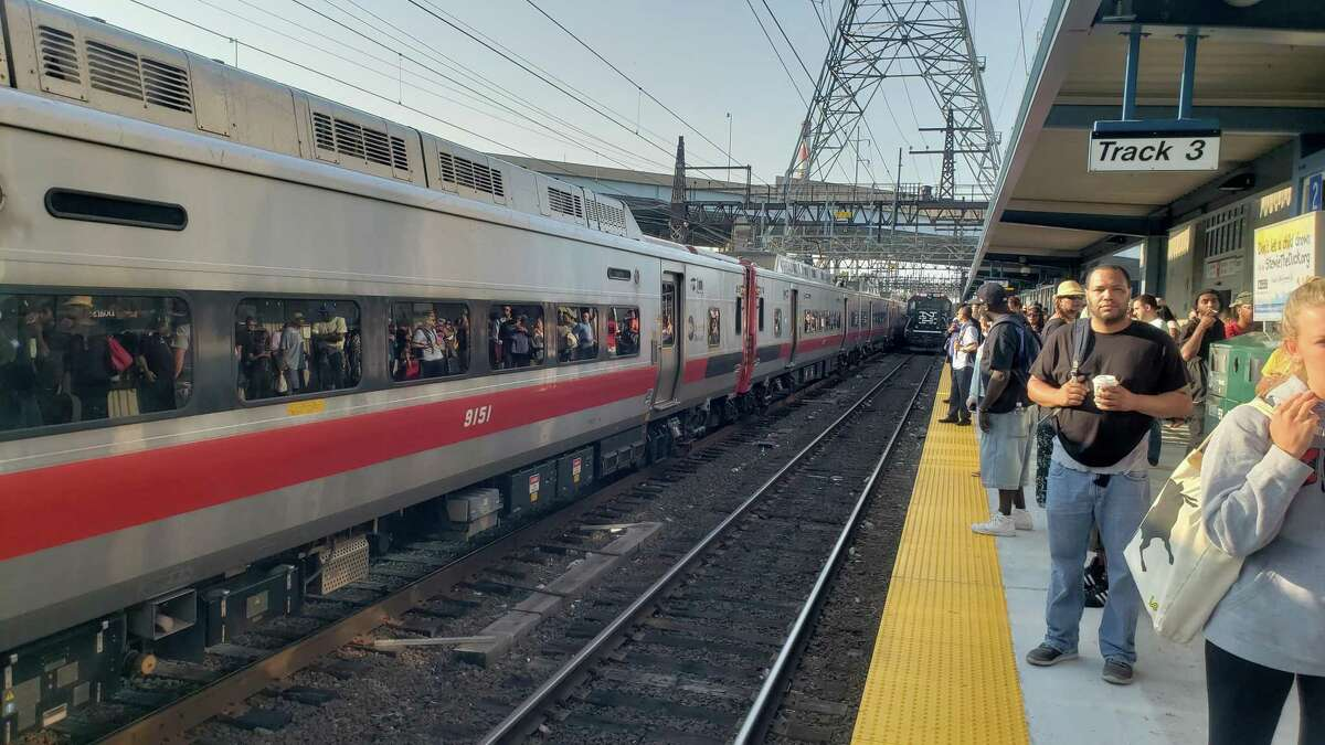 A man was struck and killed by a Metro-North train on Wednesday, Sept. 11 2019, Faifield police have confirmed. The name of the person has not been released by Metropolitan Transportation Authority police. The person was hit by a train at the Fairfield Metro train station Wednesday night, leading to delays on the Metro-North's New Haven Line, according to police.
