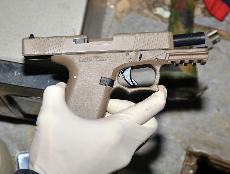 Law enforcement agencies in Onondaga County have seized more than 20 ?'ghost guns?