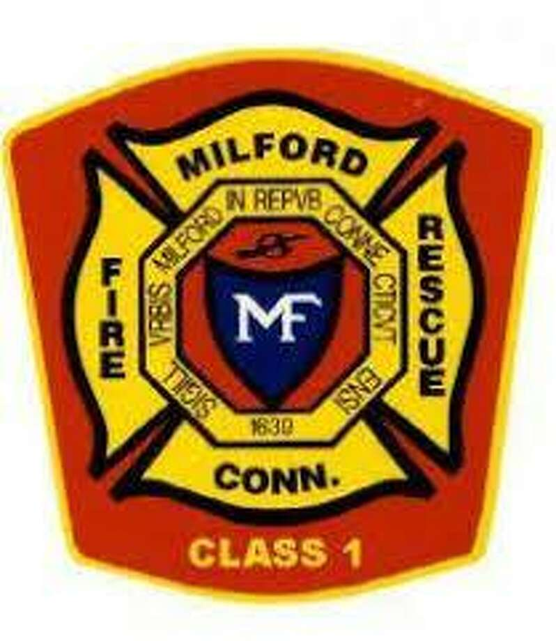 The Milford Fire Department will be conducting a free Propane Tank Collection Day on Saturday, Sept. 21. Photo: Contributed Photo.