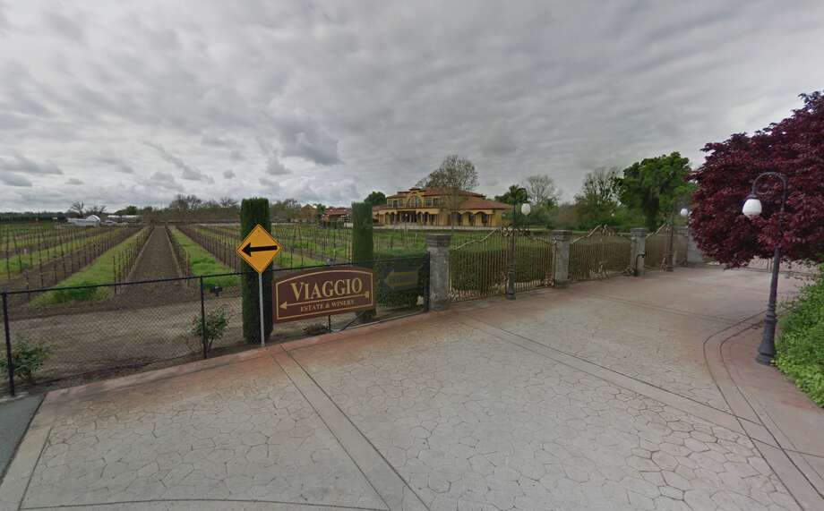 Viaggio Winery in Lodi Photo: Google Street View