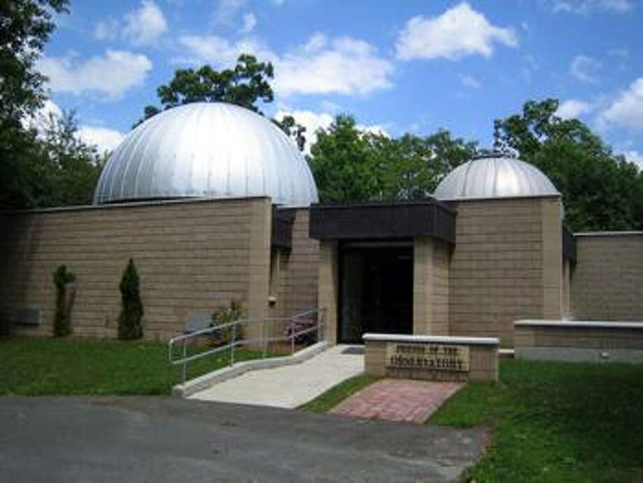 Western Connecticut State University will host evening shows and viewings of planetary and stellar objects during public nights from Sept. 21 through Dec. 7 at the WCSU Planetarium and Observatory in Danbury. Photo: WCSU / Contributed Photo