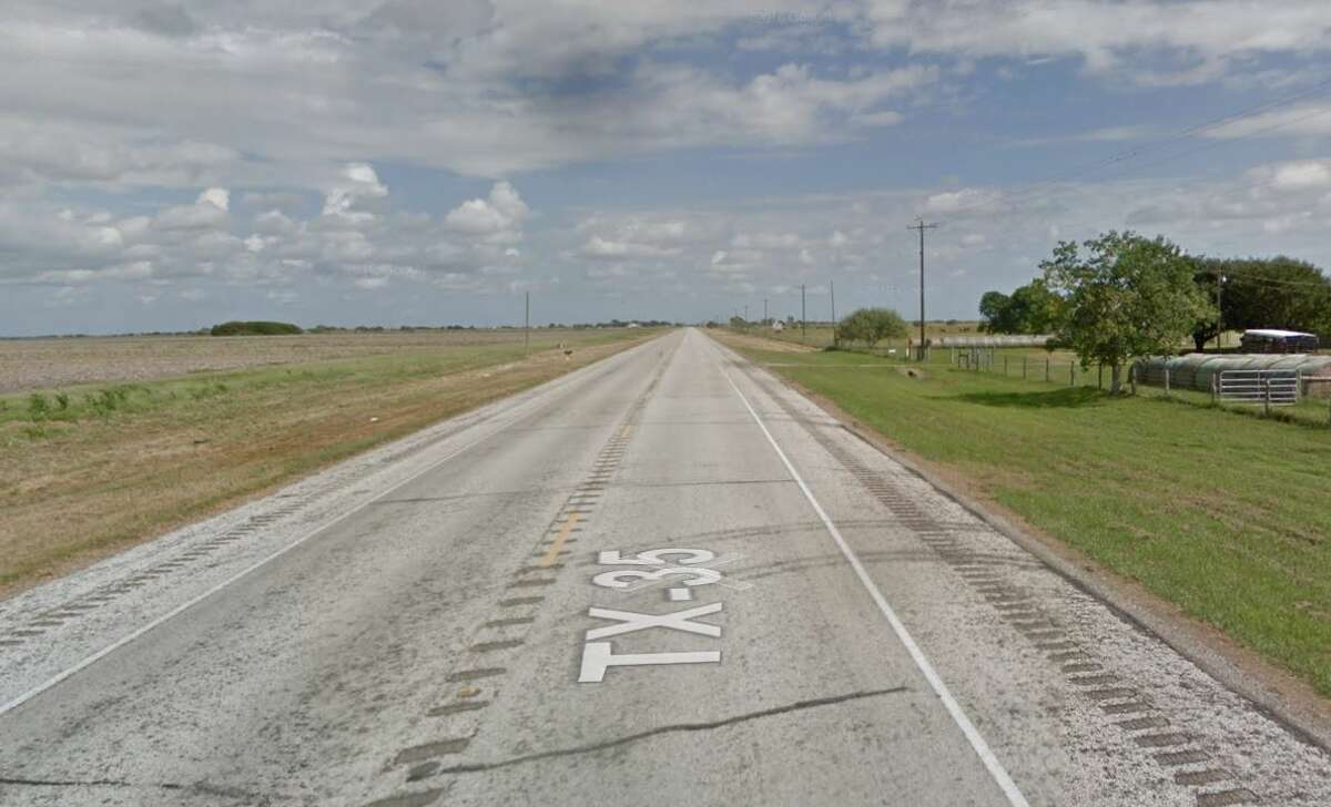 Brazoria County: Highway 35Fatal crashes in 2018: 3