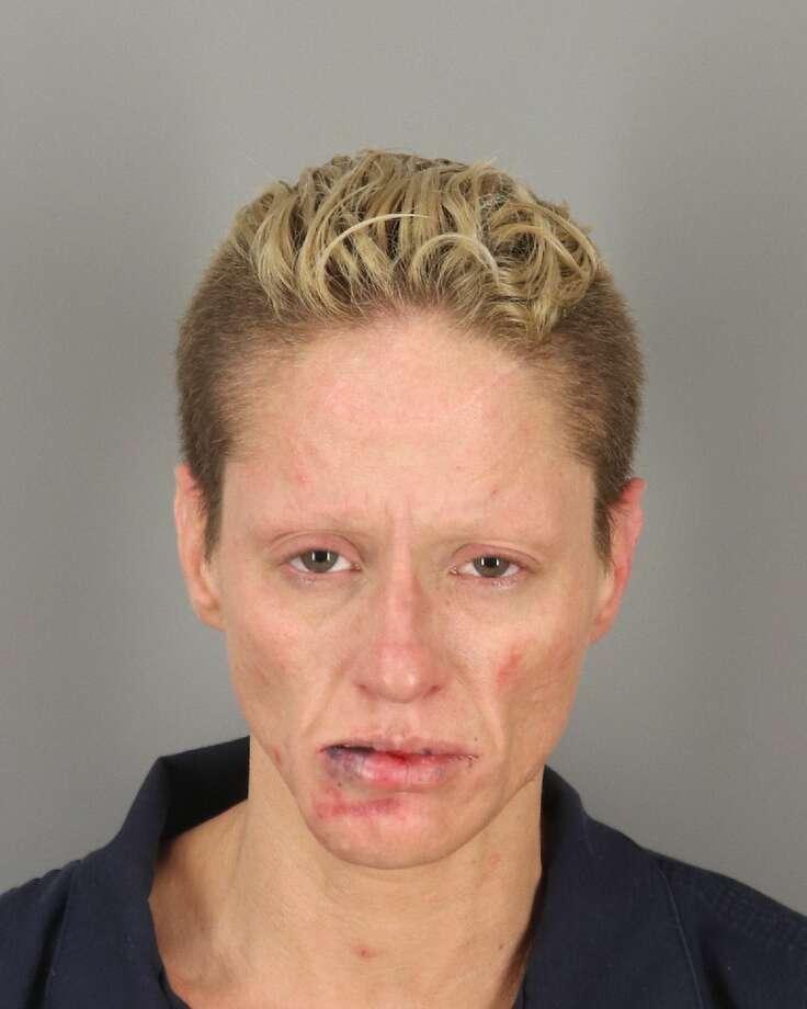 Tonya Melissa DavisPort Arthur Charge: Burglary of a habitation Second-degree felony Photo: Jefferson County Sheriff's Office