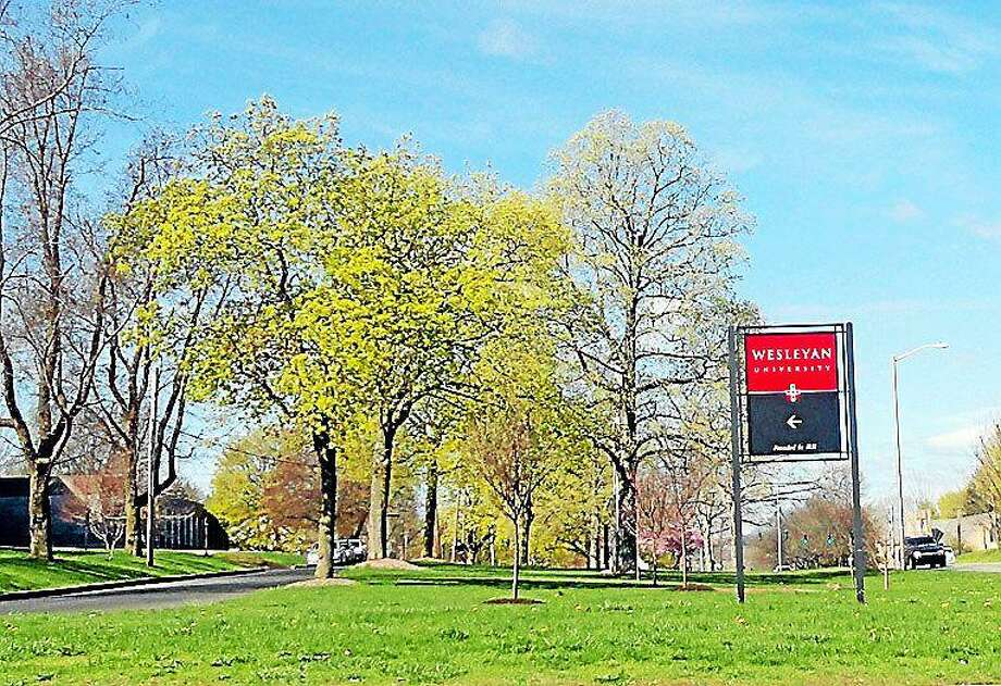 Wesleyan University in Middletown is in talks to open a China campus. Photo: / Journal Register Co.