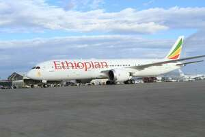 Ethiopian Airlines will offer three flights a week between Houston and Lomé, Togo, in West Africa.