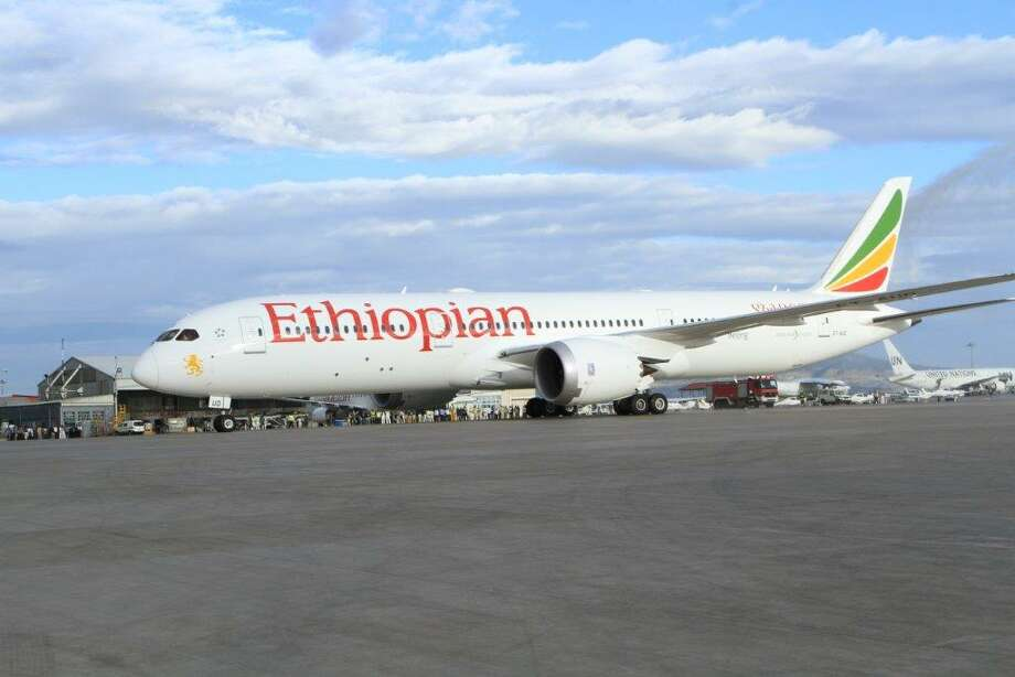 Ethiopian Airlines will offer three flights a week between Houston and Lomé, Togo, in West Africa. Photo: Ethiopian Airlines