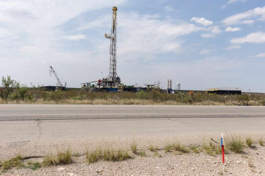 West Texas Intermediate on the New York Mercantile Exchange added 43 cents Friday to close at $56.66 a barrel, over $3 above its Monday opening. The posted price was raised 50 cents to $53.25 a barrel. Photo: Steven St John/Bloomberg