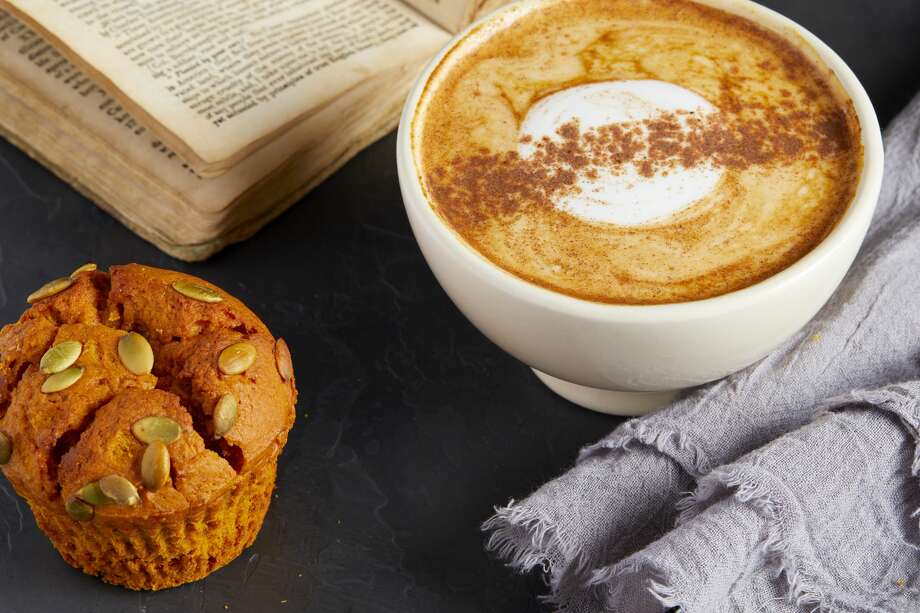 A new pumpkin spice latte is available starting Sept. 18 at  Le Pain Quotidien. Photo: DOMINIC PERRI