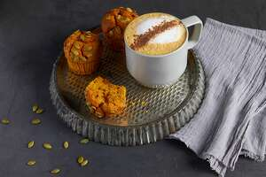 A new pumpkin spice latte is available starting Sept. 18 at  Le Pain Quotidien.
