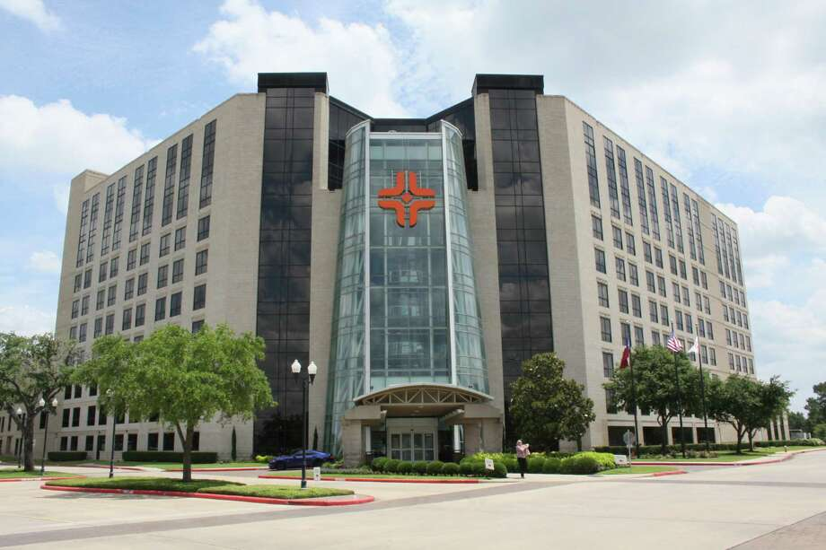 As part of its rebranding, the former Tomball Regional Medical Center is now the HCA Houston Healthcare Tomball and added its new logo on the front of the hospital. Photo: Mayra Cruz
