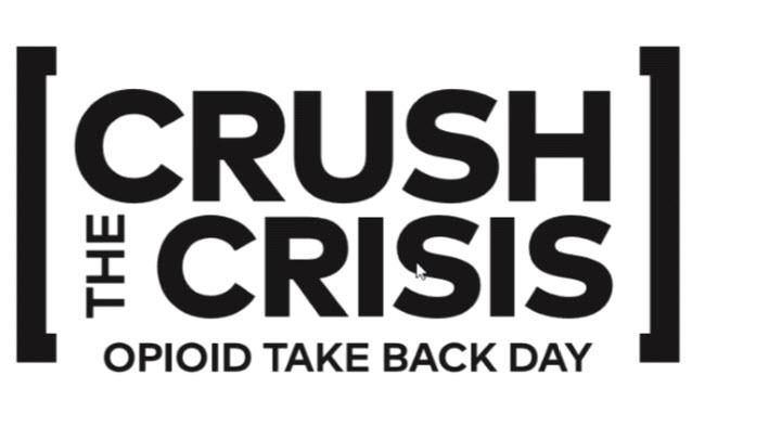 Hospital hosts Crush the Crisis to collect opiods