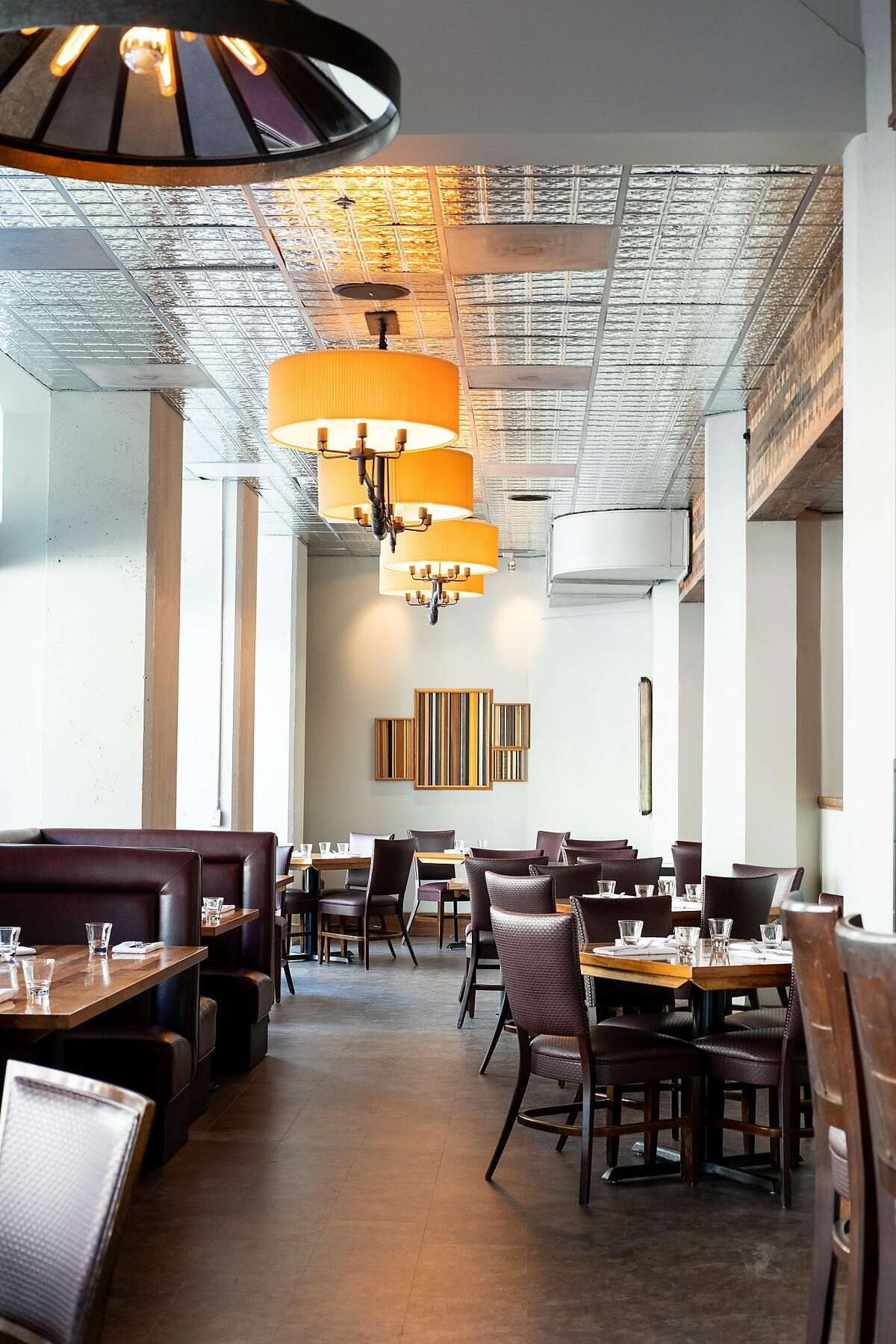 Tribune Tavern reopened with one of the original owners, Chris Pastena, at the helm.