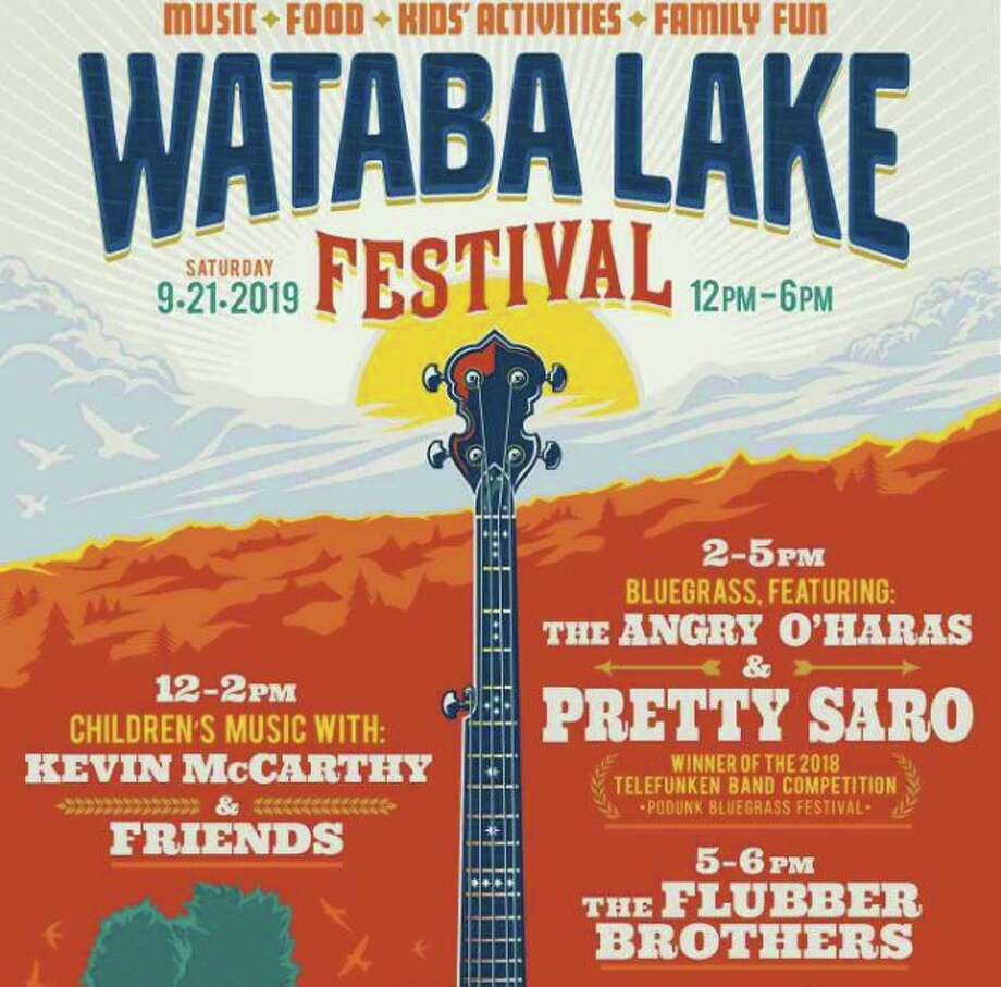 Ridgefield's Watable Lake Festival turns five years old on Sept. 21. Photo: Designed By Michaeldelaporte.com