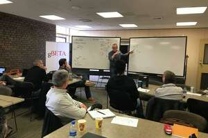 The gener8tor startup assistance organization is bringing its gBETA accelerator program to downtown Houston, financed by an up to $1.25 million economic development grant from the Downtown Redevelopment Authority.