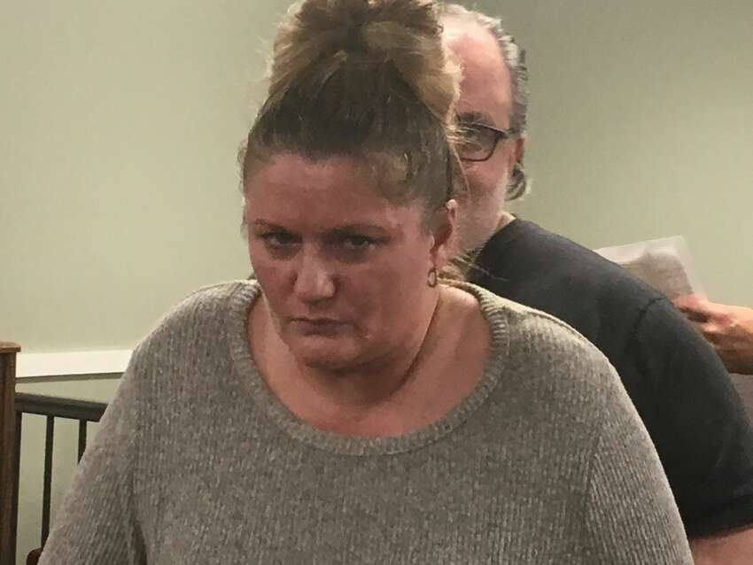 Kelly Leonardi appeared in Malta Town Court on Thursday afternoon on charges of vehicular manslaughter.