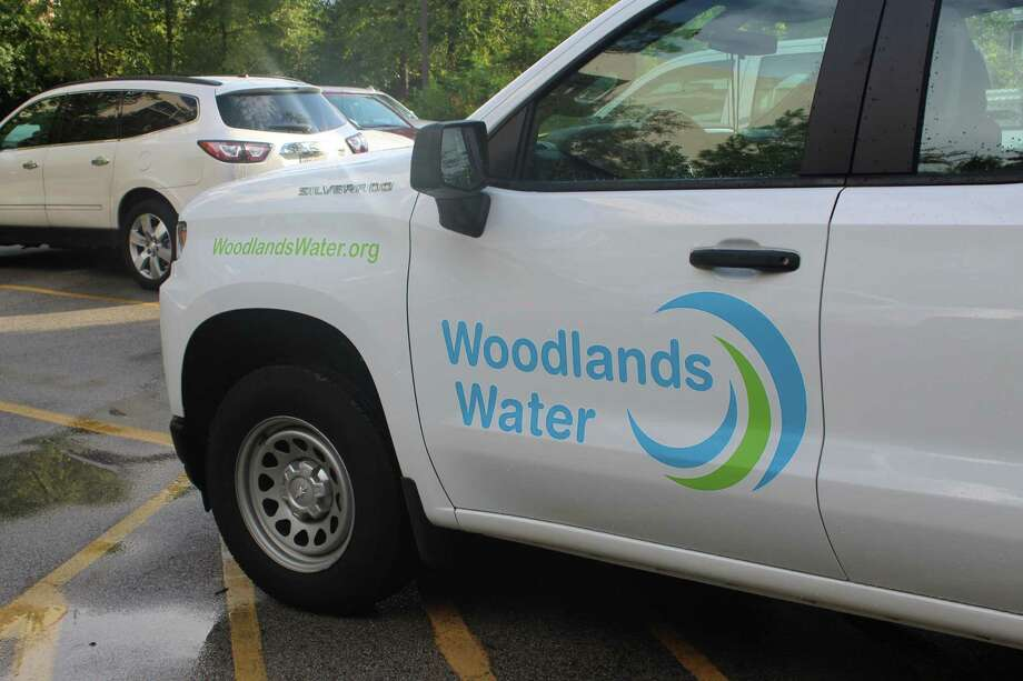 Officials with The Woodlands Joint Power Agency is now called The Woodlands Water Agency. The new logo and name officially went into effect Wednesday, Sept. 11. Photo: Photographs By Jeff Forward/The Villager / Photographs By Jeff Forward/The Villager