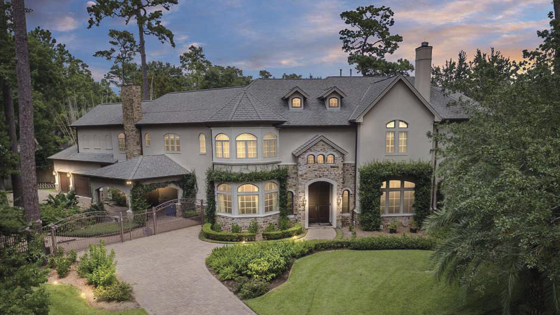 Bunker Hill Village home offers backyard retreat