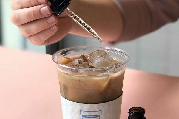 Decatur Bar & Pop-Up Factory is serving CBD-infused beverages.