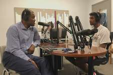 Spurs legend David Robinson and his son, David Robinson are launching a podcast to discuss foundational rules to live by.