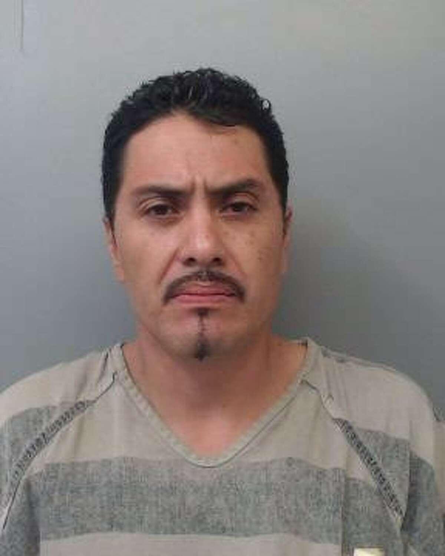 Emmanuel Muñoz, 37, was charged with criminal mischief.