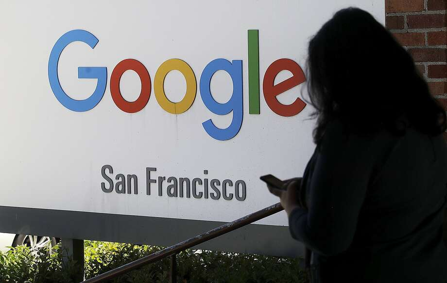 Google says it's reached a settlement with the National Labor Relations Board over employees' ability to speak out about workplace issues. Photo: Jeff Chiu / Associated Press