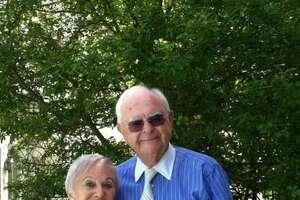 Former Ridgefield residents Gabby and David Tracy.