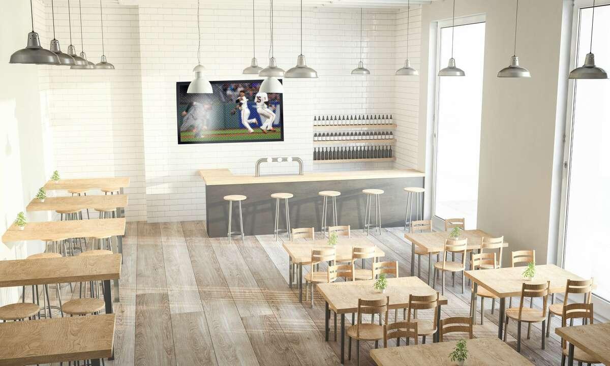 LOUD SPACE: The en vogue aesthetics of modern restaurants do little to reduce noise.