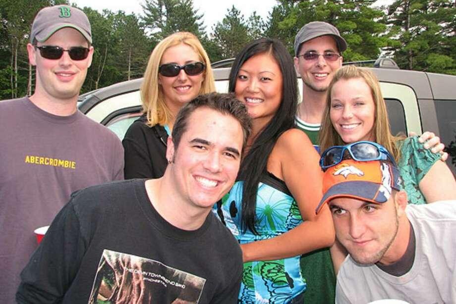 Were you seen at 2008 Dave Matthews Band? Photo: Kristi Gustafson