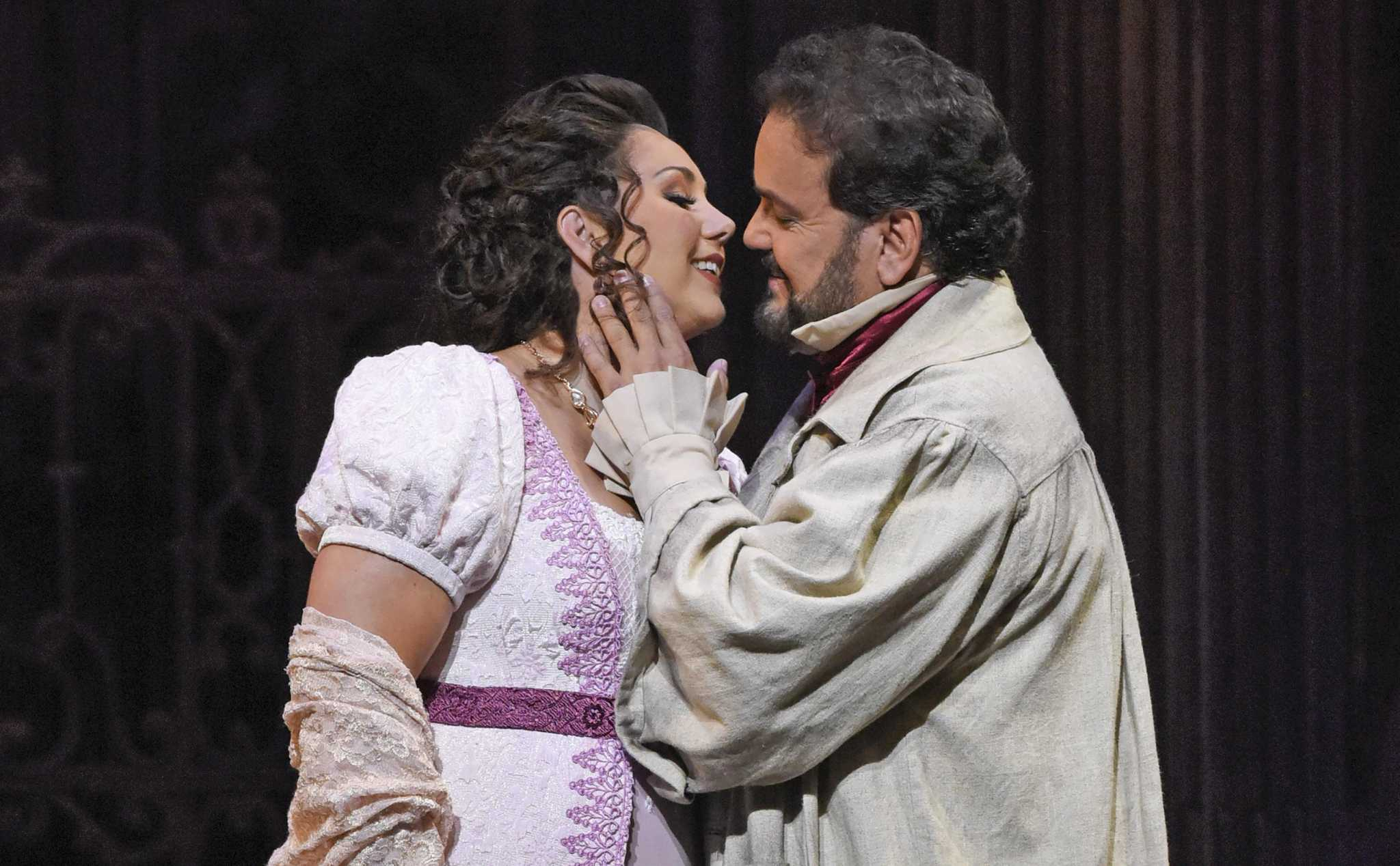 "A ""Tosca"" performed at its melodramatic best"