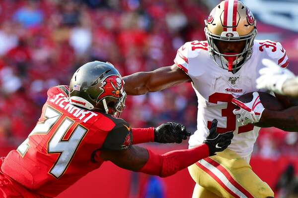 49ers Raheem Mostert Ready To Run With Latest Opportunity Sfchronicle Com