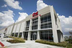 Conn's HomePlus has opened a 656,000-square-foot distribution center in north Houston.