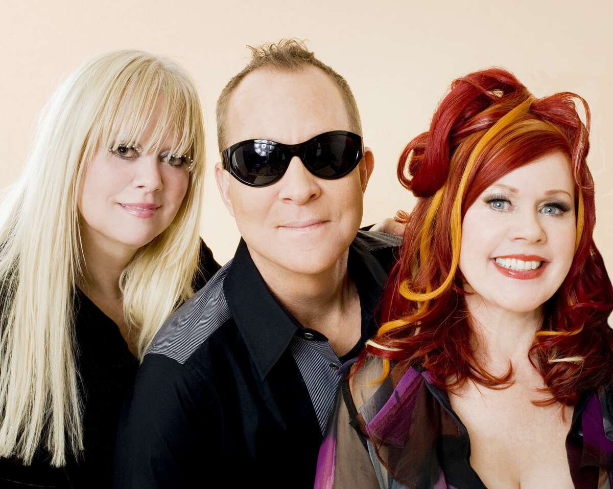 The B-52's will play Foxwoods Friday, Sept. 20.
