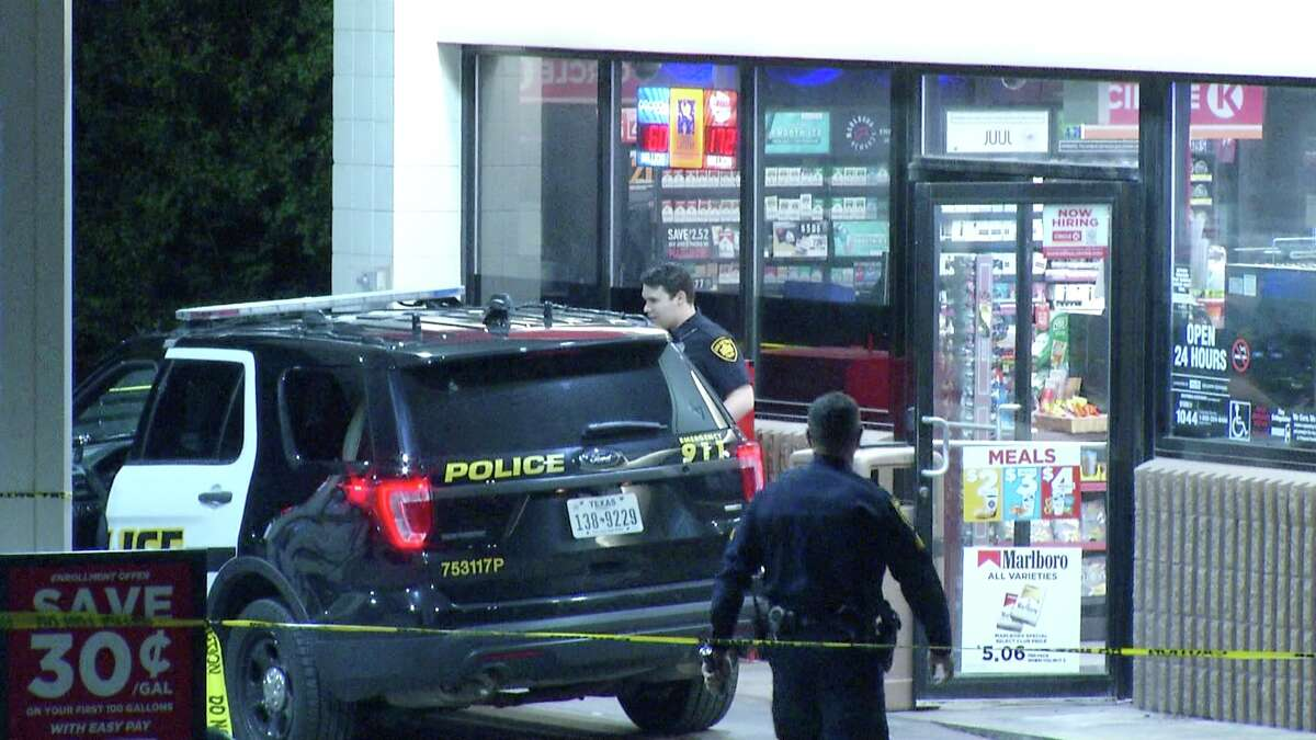 San Antonio police are investigating an armed robbery at Circle K on the 6400 block of Babcock Road.