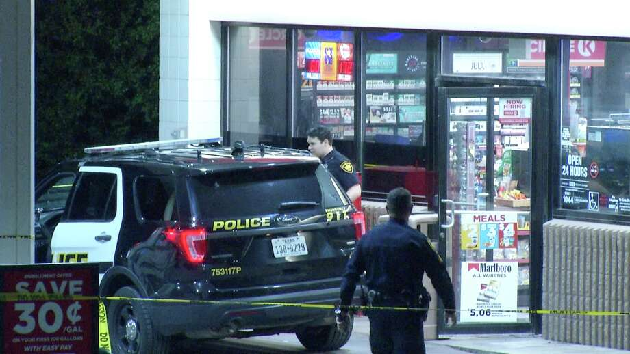 San Antonio police are investigating an armed robbery at Circle K on the 6400 block of Babcock Road. Photo: Ken Branca