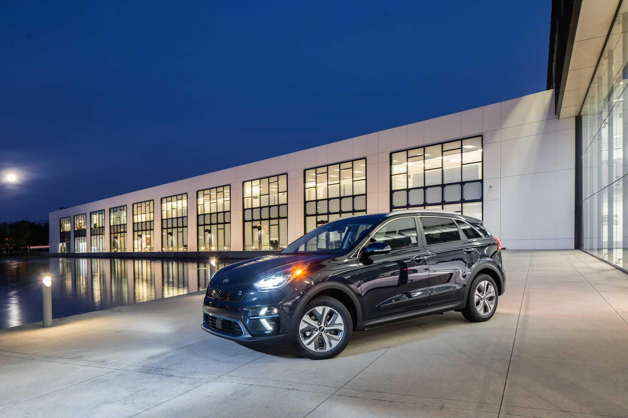 Electric car market grows