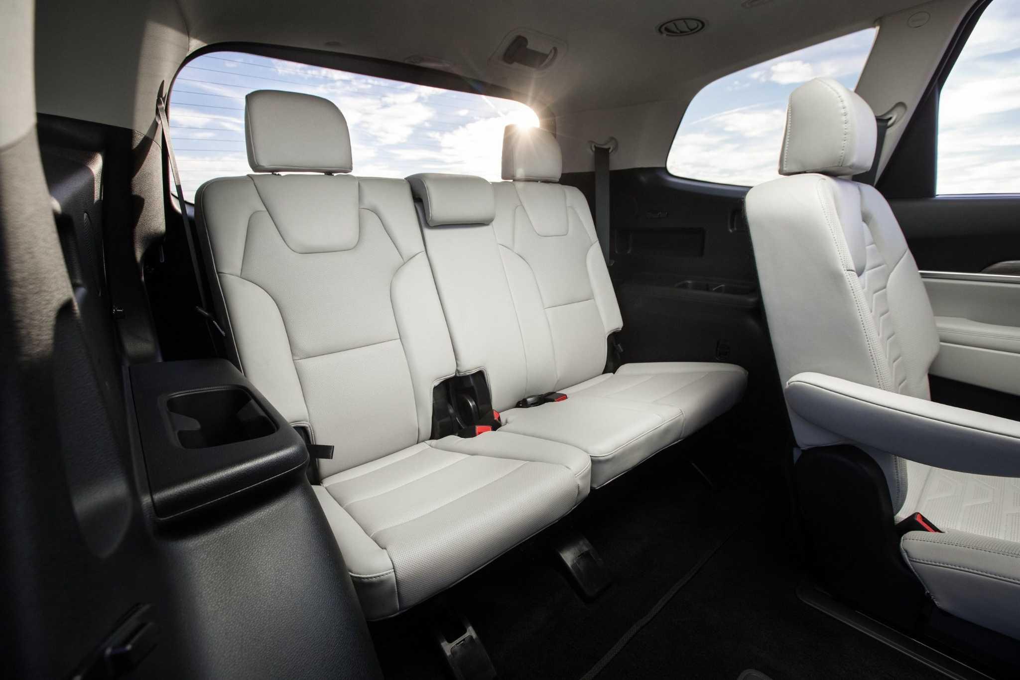 Kia's Rear Occupant Alert system standard on Telluride 2020