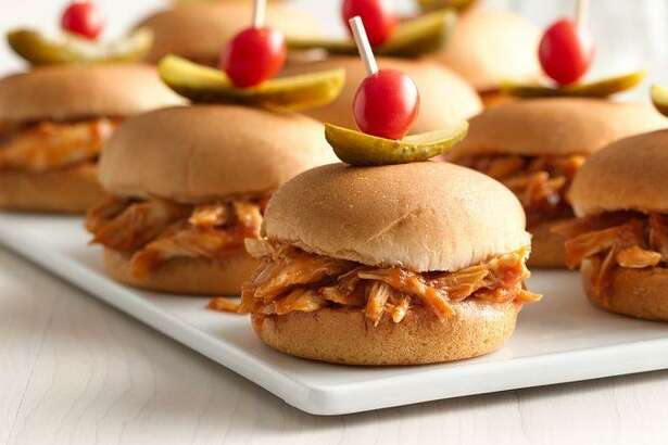 Wyoming: Barbecue Chicken and Squash Sliders Favorite game day food: Barbecue Chicken and Squash Sliders Link to recipe This slideshow was first published on theStacker.com