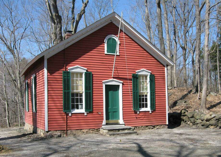 The Little Red Schoolhouse, 211 Carter Street, will host an open house on Saturday, Sept. 21. Photo: Contributed Photo.