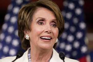 Speaker of the House Nancy Pelosi will appear in New Haven Saturday.