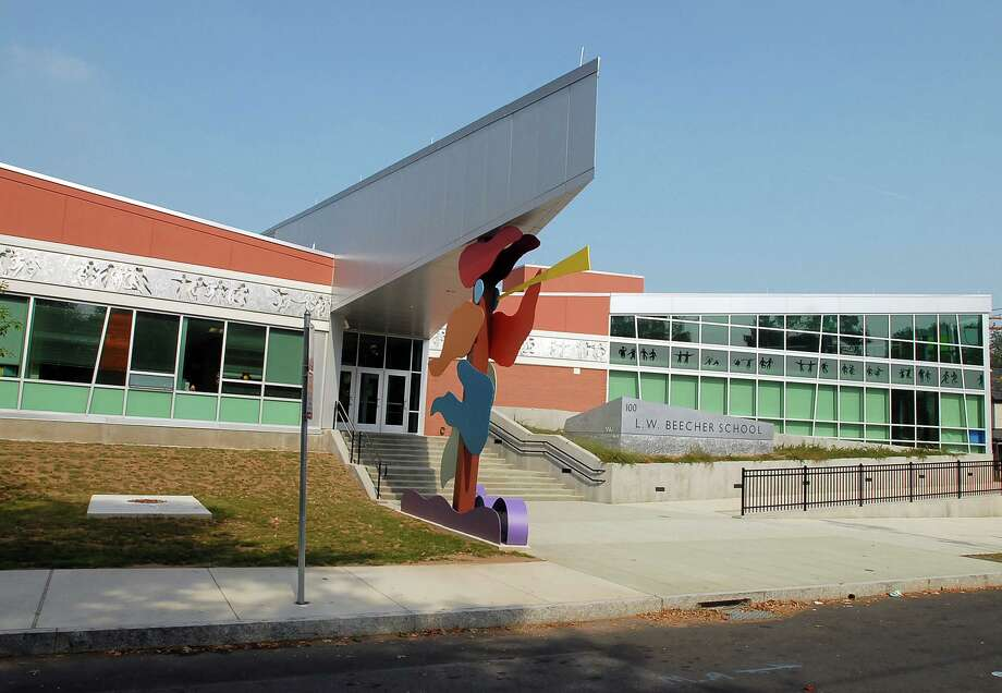 Beecher School Photo: Hearst Connecticut Media