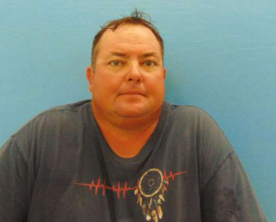 "Cibolo Mayor Stan ""Stosh"" Boyle tuned himself in at he Guadalupe County Jail on Thursday and was later released on bonds totaling $20,000. He was indicted on charges of aggravated perjury and tampering with a government document with intent to defraud. Photo: Guadalupe County Sheriff's Office"