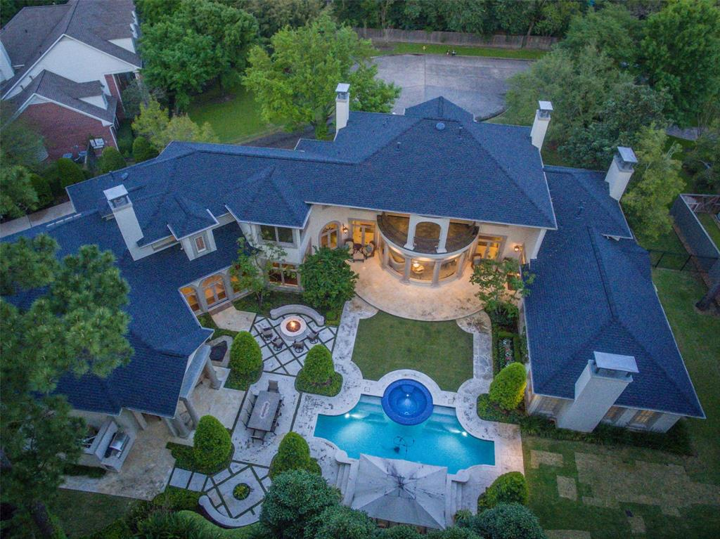 Stunning Beverly Hills-style Spanish villa among Houston's most expensive homes sold in August