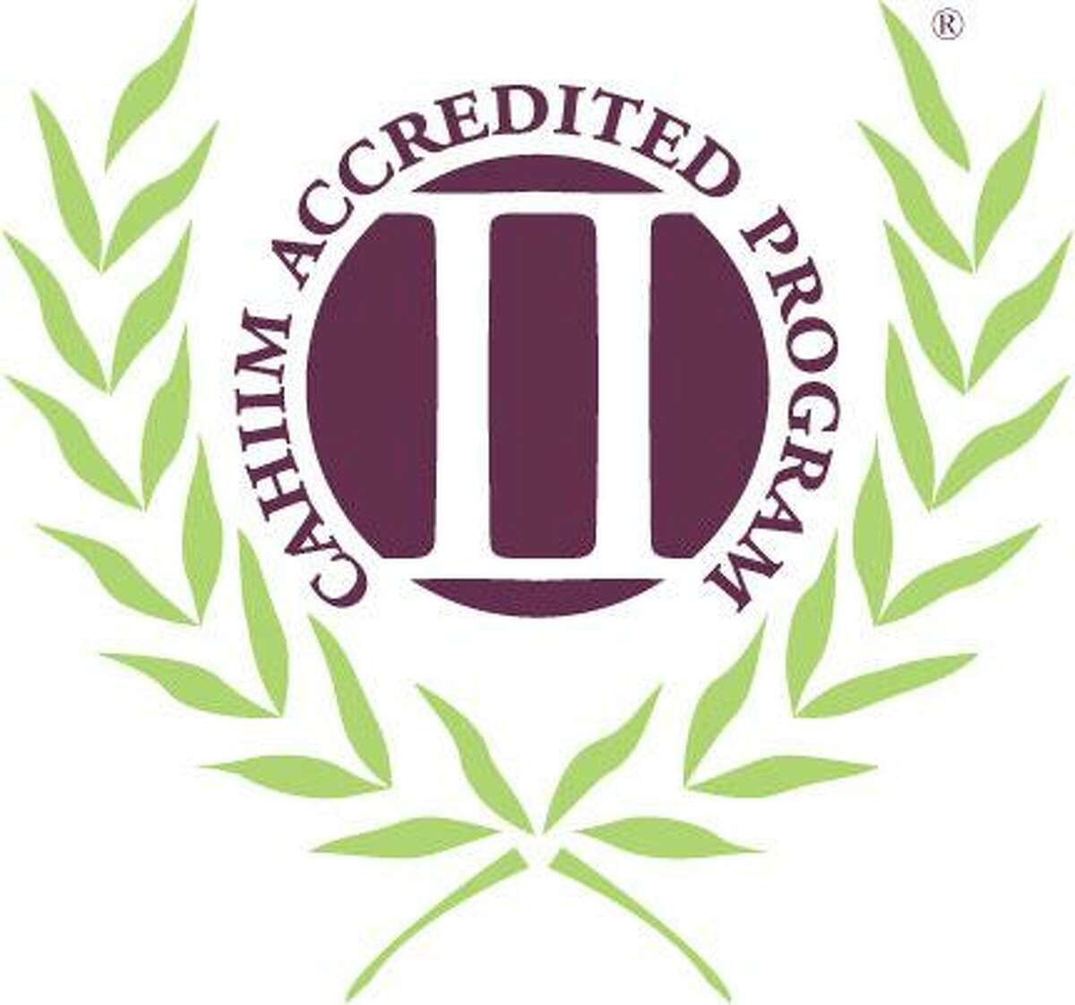 Commission on Accreditation for Health Informatics and Information Management Education logo