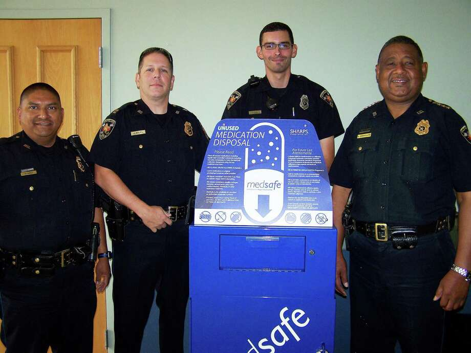 Cleveland Police Department is now among other police departments offering a safe place to dispose of unused and expired medications. Photo: Submitted